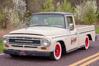 1968 International Harvester C-Series 1000 Half-ton Fleetside Pickup 1968 International C-Series 1000 Half-ton Fleetside Pickup