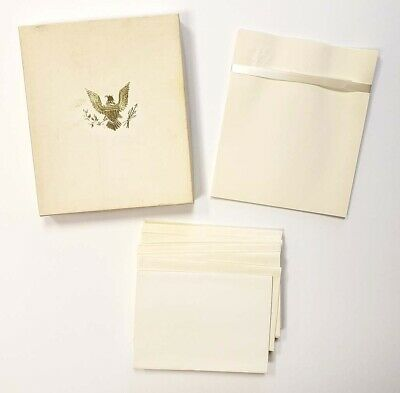 Air Force One Hallmark Letterheads Envelopes and Stationery Set