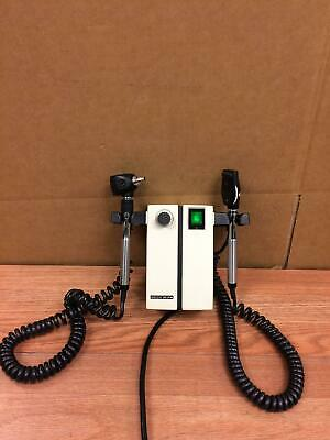 Welch Allyn 74710 w Welch Allyn 11610 Used Working Free Shipping