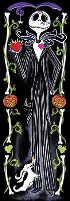 Jack by Melody Smith Nightmare Before Christmas Unframed Fine Art Print Poster