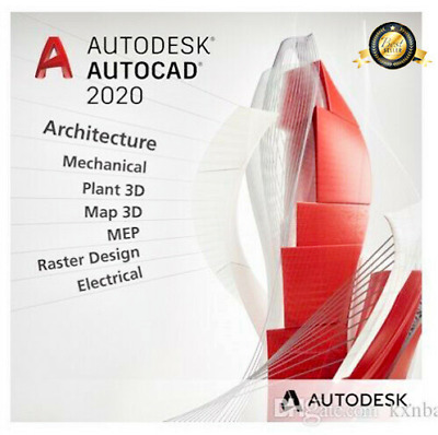 🔥 Autodesk Autocad 2020 License key ✅ 1 year Genuine Key ✅ Windows/Mac 🔥
