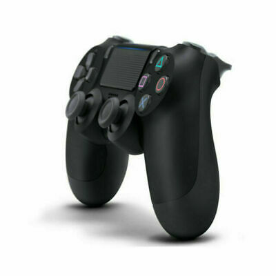 Sony PlayStation Dualshock 4 Wireless Controller - Jet Black (3001538)