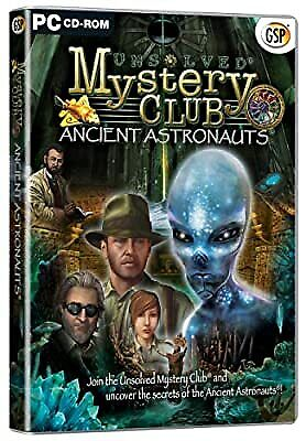 Unsolved Mysteries: Ancient Astronauts (PC CD), , Used; Very Good CD