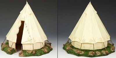 King & Country Diorama Sp048 Military Bell Tent Mib