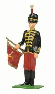 Britains Archive Collection 50027C British 11Th Hussar Bugler Mib