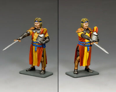 King & Country Medieval Knights & Saracens Mk152 Sir Lucan Mib