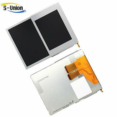100% New Top Bottom LCD Screen Complete Module Replacement Part for Nintendo 2DS
