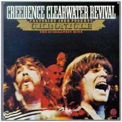 Chronicle The 20 Greatest Hits - Creedence Clearwater Revival CD Sealed ! New !