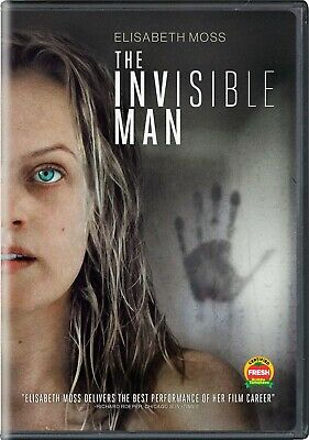 The Invisible Man DVD - Brand New and Unopened!