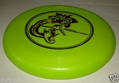 Green Original Frisbee Disc Toy, Surfer Pic