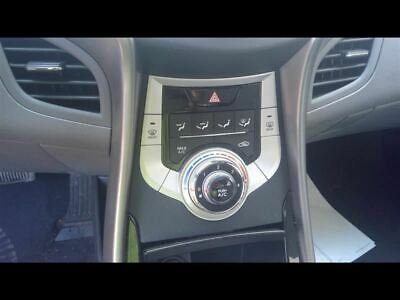 Temperature Control With AC Rotary Fan Knob Fits 11-13 ELANTRA 959834