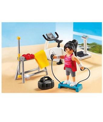 [Playmobil] Fitness Room - 5578 - New