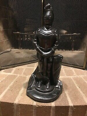 medieval knight statue 1971