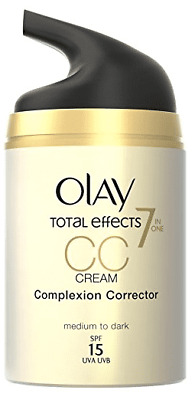 Olay Total Effects 7-in-1 CC Cream Compelxion Correction - Medium 50ml