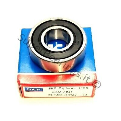 6202-2RS SKF Cuscinetto Radiale 15X35X11 mm