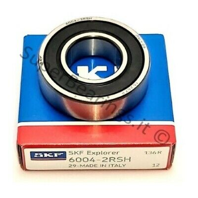 6004-2RS SKF Cuscinetto Radiale 20X42X12 mm