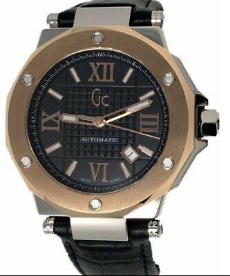 MONTRE HOMME GUESS Collection GC AUTOMATIC Sport Chic