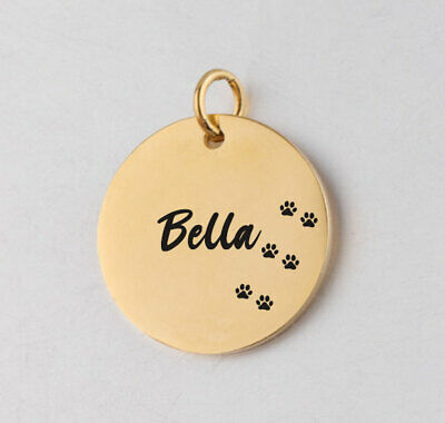 Personalized dog Tag Custom Dog Tag Engraved Dog Tag Personalized Pet Dog Cat-S1