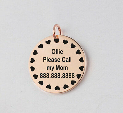 Personalized dog Tag Custom Dog Tag Engraved Dog Tag Personalized Pet Dog Cat-S4