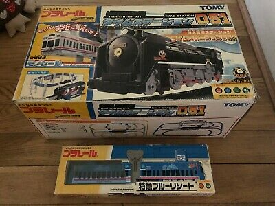 New Train Without A Box 1 Tomy Trains 1979 Shooting star  Locomotive