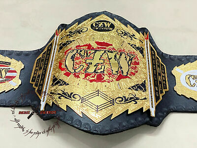 Custom Ring Of Honor Title Belt Lot For WWE Mattel Basic Elite Figures