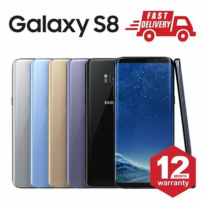 Samsung Galaxy S8 64GB Android Unlocked Mobile Phone Varies Colors & Conditions