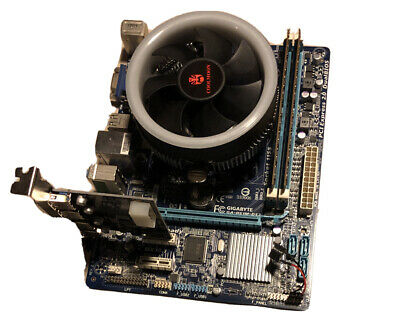 PC Parts Unlimited TFPWP Dell Inspiron 3655 Desktop Motherboard w AMD A6 CPU Radeon 3MJ6V TFPWP