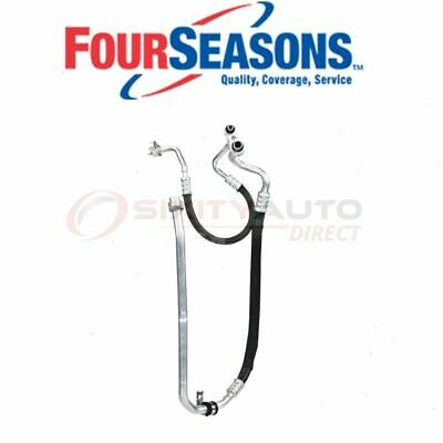 For Ford Fusion A//C Refrigerant Discharge Suction Hose Assembly 34697DX