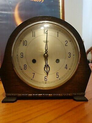 Antique  Smith Enfield mantle clock