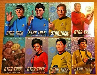 Dave and Buster's Star Trek The Original Series Coin Pusher Cards