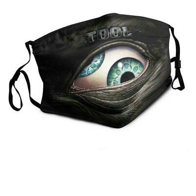 HOT!!! Tool Band Face Mask 3D Unisex One Size 100% Cotton