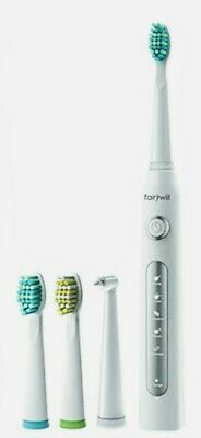 FAIRYWILL ELECTRIC SONIC Toothbrush with 5 Modes, Charged 4