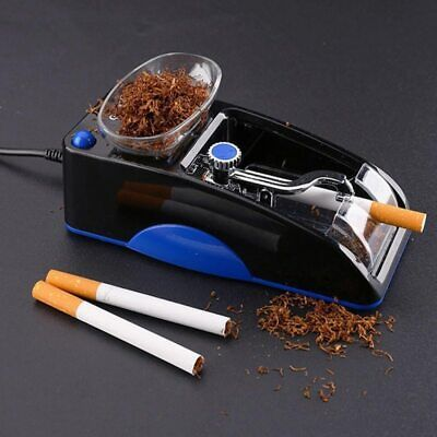 New Electric Automatic Cigarette Rolling Machine Injector Maker Tobacco Roller