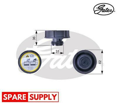 NEW COOLANT TANK SEALING CAP FOR VOLVO FORD S60 II 134 B 4204 T9 B 4154 T5 GATES