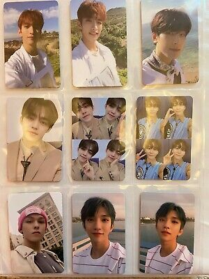 SEVENTEEN OFFICIAL Henggarae Photocards Bookmarks US SELLER