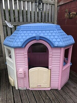 Little Tikes Victorian Cottage Extra Large Playhouse 40 00 Picclick Uk