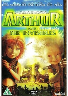 Arthur And The Invisibles Trilogy Blu Ray 2019 English Language 91 79 Picclick