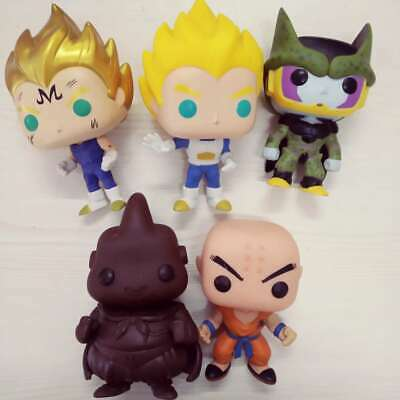 Funko POP Dragon Ball Z Anim. Vinyl Action Figure Collectibles OOB Pick Yours