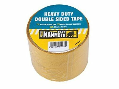 Everbuild EVB2HDDST50 Heavy-Duty Double Sided Tape 50 mm x 5 m