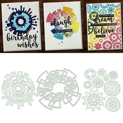 3pcs Note Design Metal Cutting Die For DIY Scrapbooking Album Paper Cards Jw