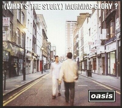 (What's the Story) Morning Glory? Re-mastered Oasis Audio-CD Englisch 2014