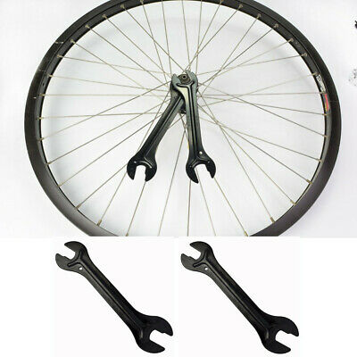 Useful Bike Cycle Head Open End Axle Hub Cone Wrench Repair Tool Bicycle S2Z4