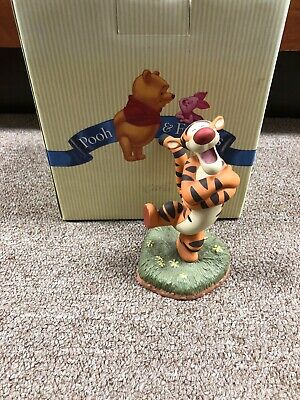Humming top with Stand Classic Pump Action Childrens Toy from 18 Months Metal Disneys Pooh Lena 52213 tin Winnie /Ø 19 cm