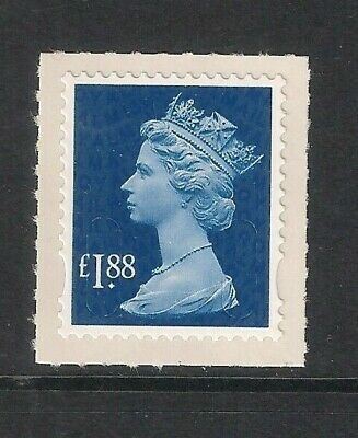 GB 2013 Machin Definitives, £1.88p Blue, SG U2936, MNH