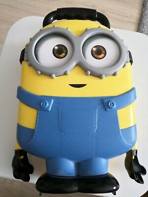 Minions Hard Lunch Box /Carry Case