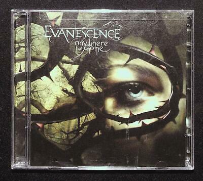 Evanescence Anywhere But Home CD DVD Combo 2004 Wind Up Records 2 Discs
