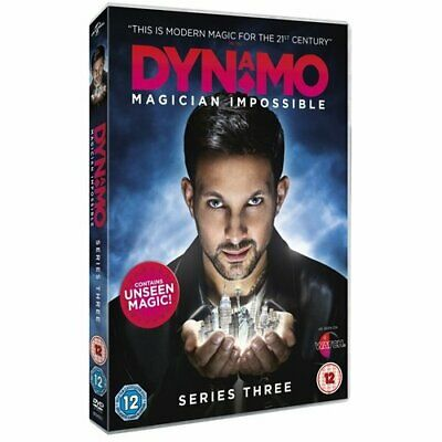 Dynamo: Magician Impossible: Series 3 (DVD, 2013)
