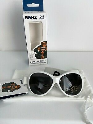 BANZ - Infant Sunglasses  - Kids/Baby Sunglasses - Size 0 - 2 - New in Box