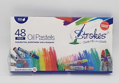 Oil Pastels (48 Pieces)
