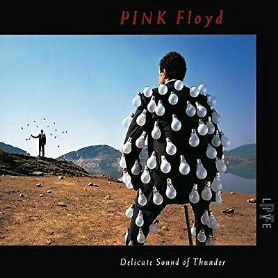 Pink Floyd - Delicate Sound of Thunder  (CD, Nov-1988, 2 Discs, Columbia)
